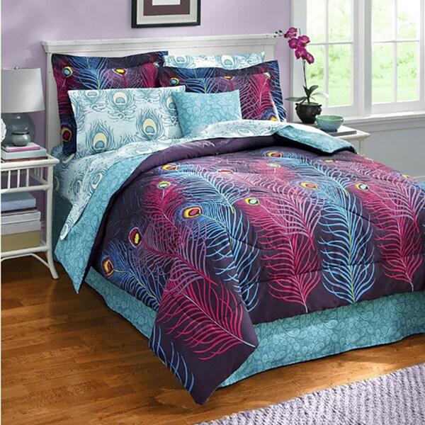Farrah 8-piece Bed in a Bag Set