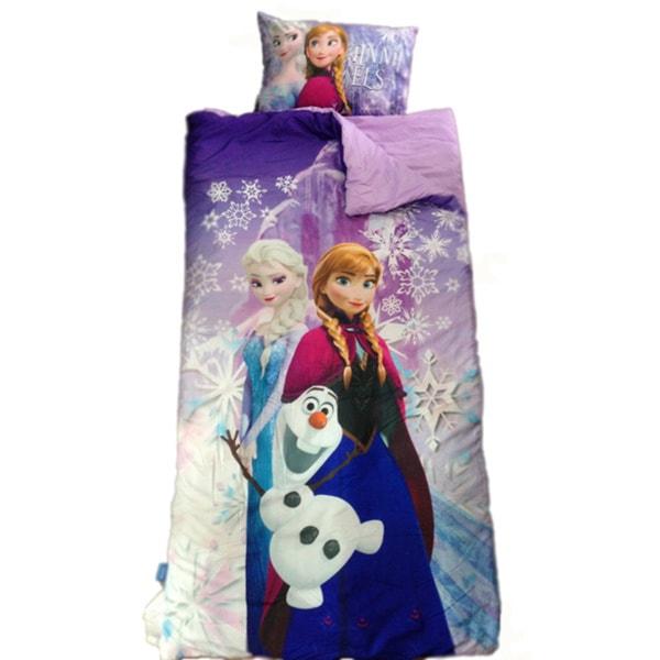 Frozen Anna & Elsa 2-piece Slumber Bag Set
