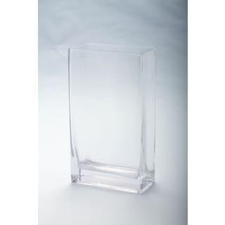 Soho Glass Rectangular Vase
