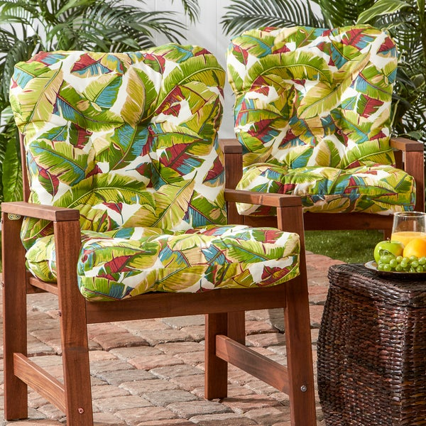 Patio Chair Cushions With A 21 Inch Deep Seat 15 12 Sayedbrothers Nl