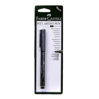 Pitt Black Artist Pens (Pack of 8)