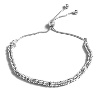 Pori Jewelers Sterling-silver Adjustable Bracelet