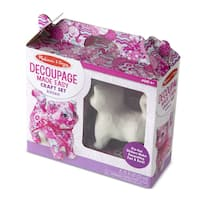 Melissa & Doug Decoupage Made Easy Craft Set Kitten