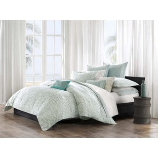 Echo Design Mykonos Multi Cotton Printed Duvet Cover Mini Set