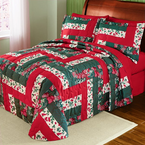 New Caledonia Oversized Holiday Bedspread