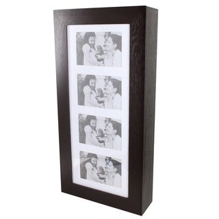 Ikee Design Photo Frame and Jewelry Armoire