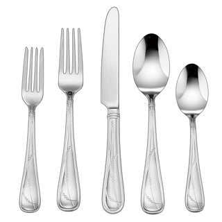 Cuisinart Cacile Advantage Stainless Steel 45-Piece Flatware Set (Service for 4)
