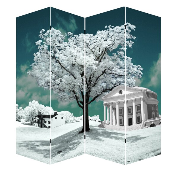 71-inch Tree Of Life Art Canvas Room Divider
