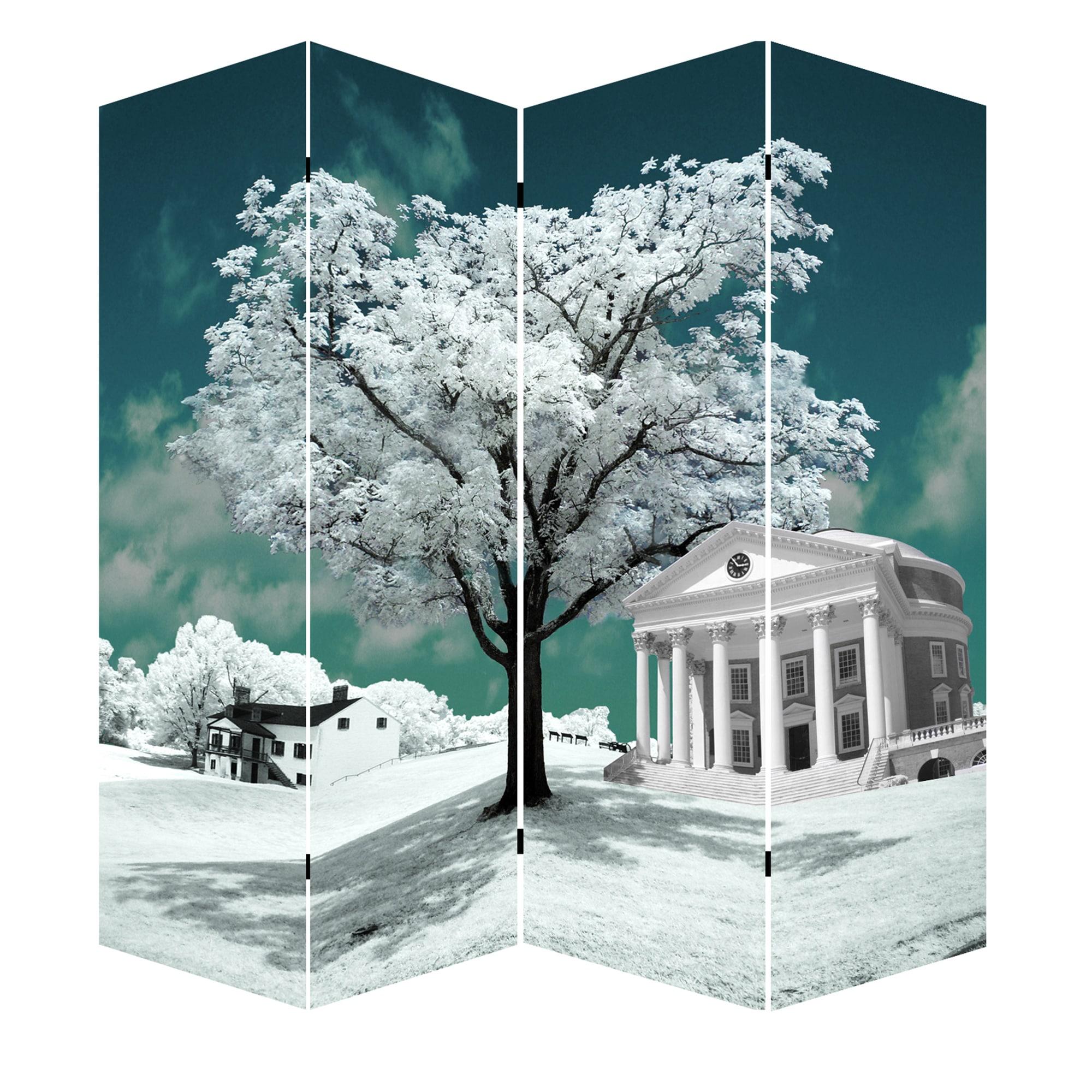 ORE International 71-inch Tree Of Life Art Canvas Room Di...