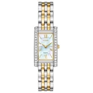 Citizen Women's Two-tone Eco-Drive Watch