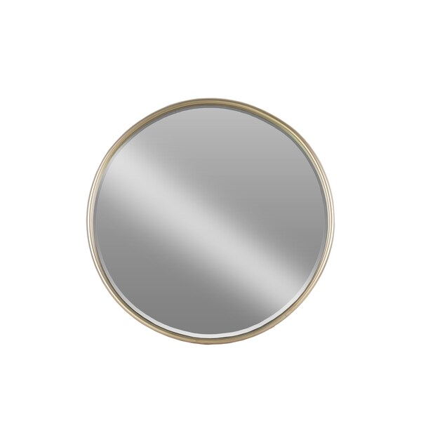 Small Round Windows: Shop Urban Trend Collection Coated Champagne Metal Small