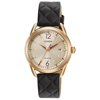 Drive From Citizen Women's FE6083-13P Eco-Drive Watch
