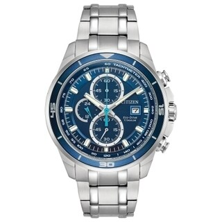 Citizen Men's CA0349-51L Eco-Drive Titanium Watch