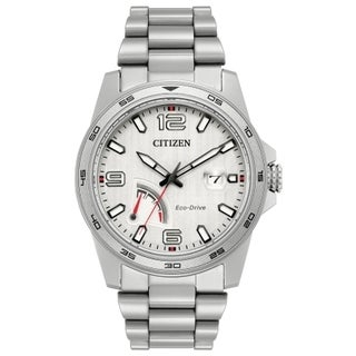 Citizen Men's AW7031-54A Eco-drive Stainless Steel Watch