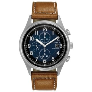 Citizen Men's CA0621-05L Eco-Drive Watch