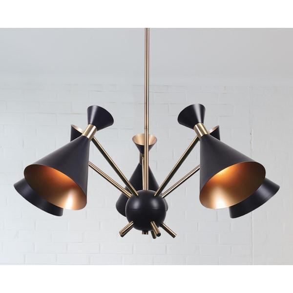 Design Craft Draper 5-light Chandelier