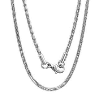 Men's Stainless Steel Snake Chain