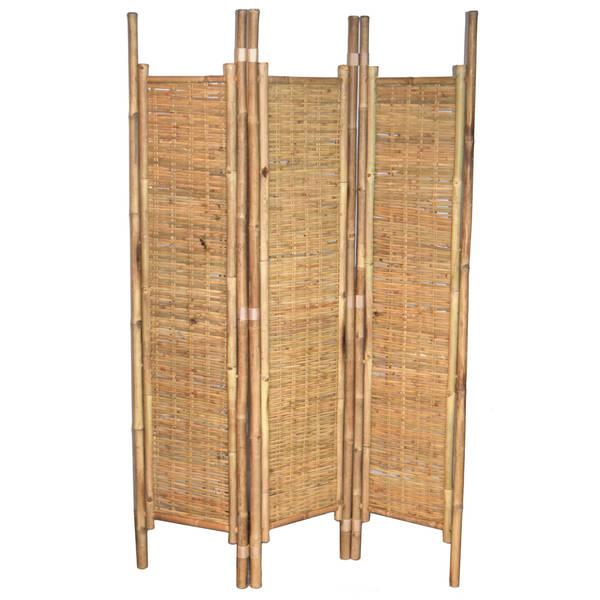 Handmade 3-panel Criss Cross Screen (Vietnam)
