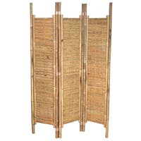 Handmade 3-panel Criss Cross Screen (Vietnam)