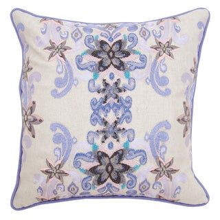 Kosas Home Madelyn Lavender 18 inch Pillow