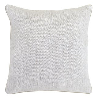 Kosas Home Fenton Cream 18 inch Pillow