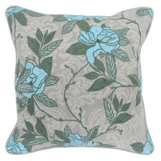 Kosas Home Sybill Blue 18 inch Pillow