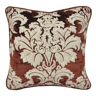 Kosas Home Carrie Ginger 18 inch Pillow