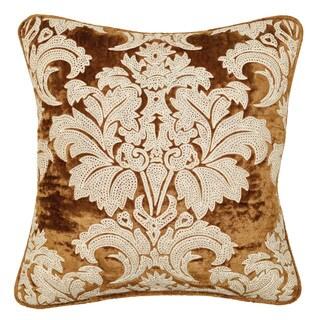 Kosas Home Carrie Mustard 18 inch Pillow