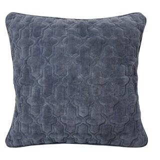 Kosas Home Taryn Slate Blue 22 inch Pillow