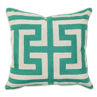 Kosas Home Emy Emerald 22 inch Pillow