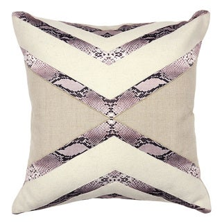 Kosas Home Margo Natural 18 inch Pillow