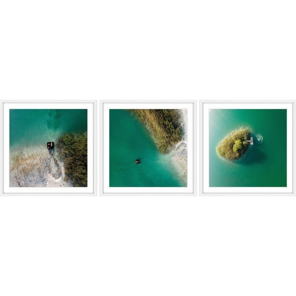Calm Waters Triptych
