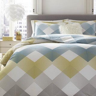 City Scene Remy Cotton Duvet Set
