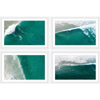 The Surf Quadriptych