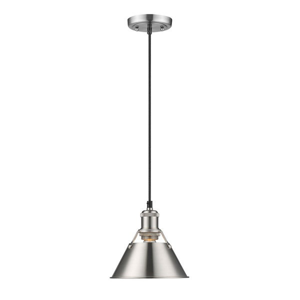 Orwell Pw Mini Pendant In Pewter With Pewter Shade Free