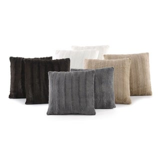 Link to Cheer Collection Faux Fur Throw Pillow (Set of 2) Similar Items in Decorative Accessories