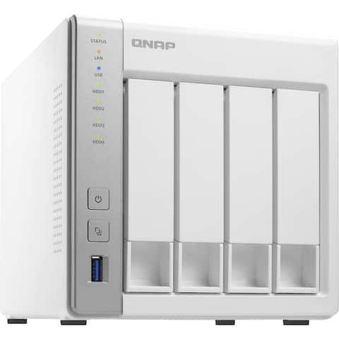 QNAP Turbo NAS TS-431P SAN/NAS Server
