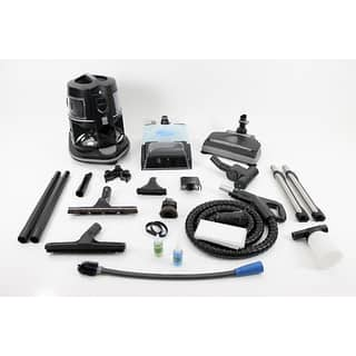 Reconditioned Rainbow E2 Black 2-speed Canister Pet Vacuum Cleaner and Aquamate 3 Shampooer|https://ak1.ostkcdn.com/images/products/14053763/P20668709.jpg?impolicy=medium