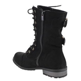 Black Women's Boots - Shop The Best Deals For Mar 2017 - Trendy ...