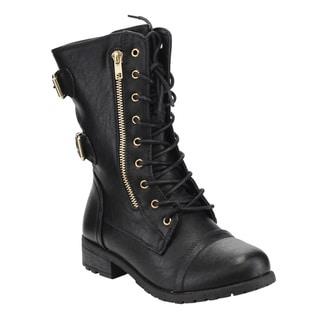 Combat Boots Women's Boots - Shop The Best Deals For Jun 2017