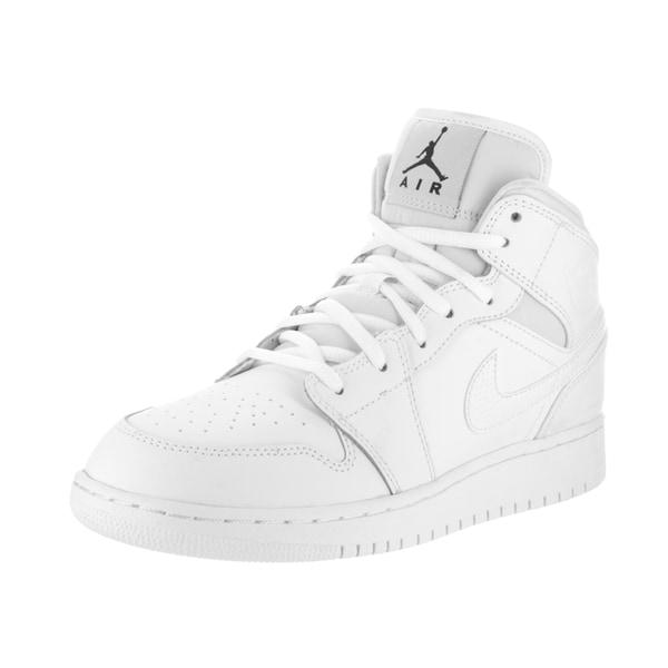 e008065c44ad Shop Nike Jordan Kids  Air Jordan 1 Mid Sneaker - Free Shipping ...