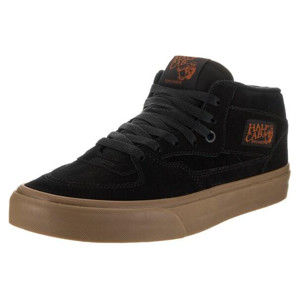 ca7aaf0b7a Shop Vans Unisex Half Cab Gum Skate Shoe - Free Shipping Today -  Overstock.com - 14055538