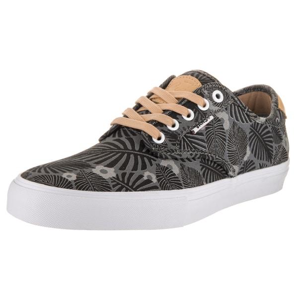 36cdb4819e68fd Shop Vans Men s Chima Ferguson Grey Canvas Tropic Havana Skate Shoes ...