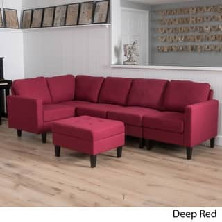 Buy Red Modern Contemporary Sectional Sofas Online At Overstock