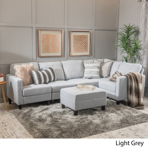 Buy Grey Sectional Sofas Online At Overstock | Our Best Living Room  Furniture Deals
