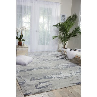 Nourison Divine Slate Area Rug (8'6 x 11'6)