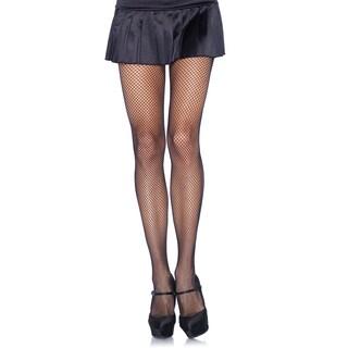 Leg Avenue Women's Nylon Halloween Special Fishnet Pantyhose