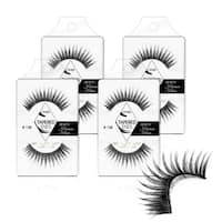 KASINA Human Hair Eyelash #138 (Pack of 4)