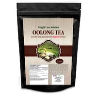Weight Loss Solution Oolong Wulong Raspberry Slimming Tea (90, 180, or 300 Count)