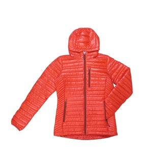 Patagonia Women's French Red Ultralight Down Coat